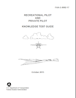 Recreational Pilot and Private Pilot Knowledge Test Guide